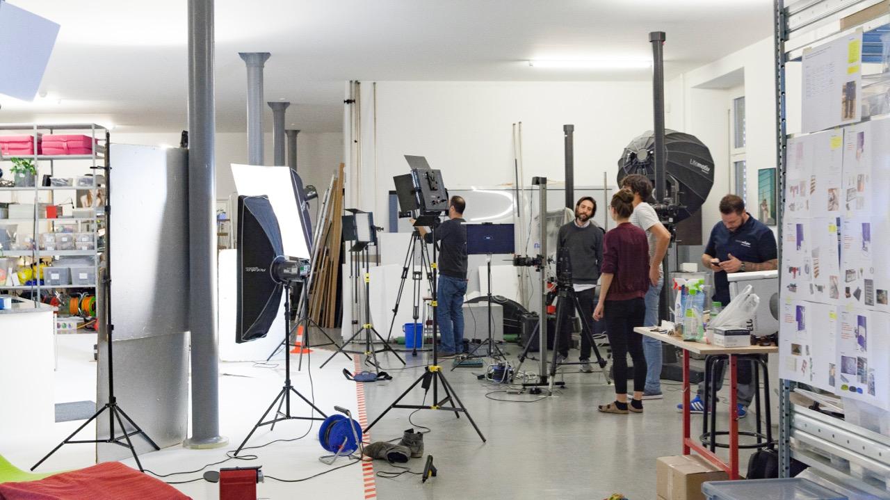 Filmproduktion - 1