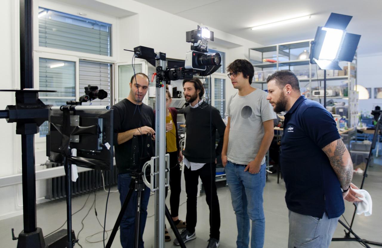 Filmproduktion - 5