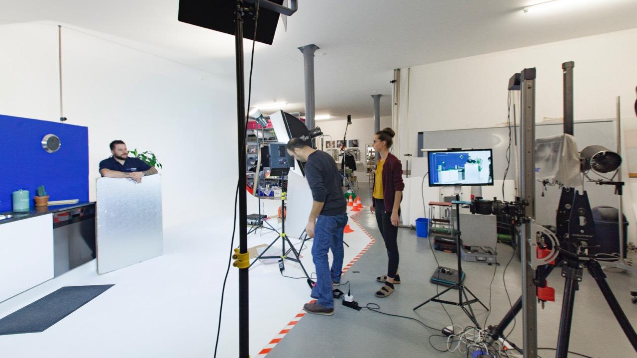Filmproduktion - 7